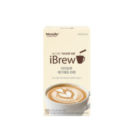 아이브루 예가체프 라떼 10T 인스턴트 커피
