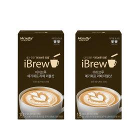 아이브루 예가체프 더블샷 라떼 10Tx2개 인스턴트 커피