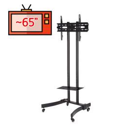 이동식 TV 스탠드 티비 거치대 32-75인치용 자가설치FT