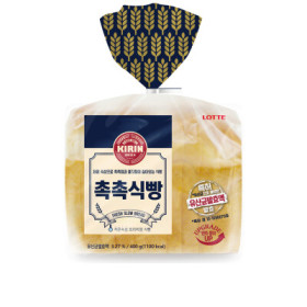 롯데 촉촉식빵 400G