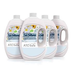 아토세이프 섬유유연제 (파우더향 2.5L 4개)