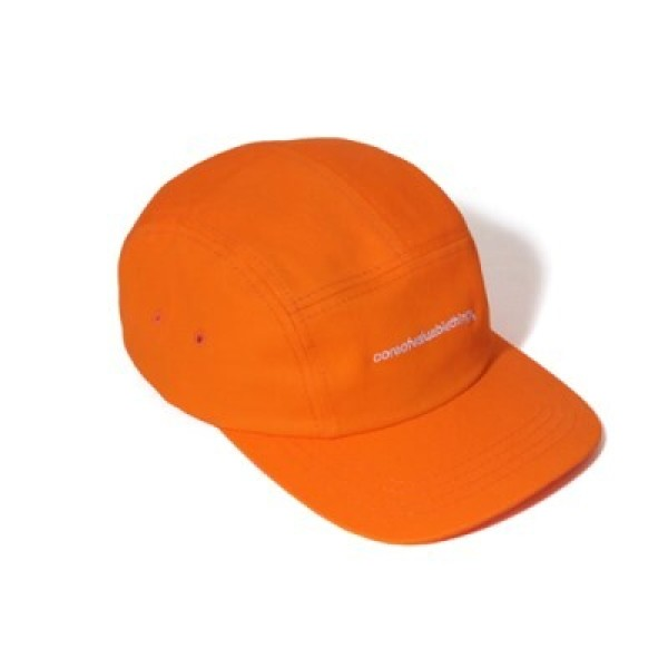 N CORE CAMP CAP-ORANGE 상품이미지