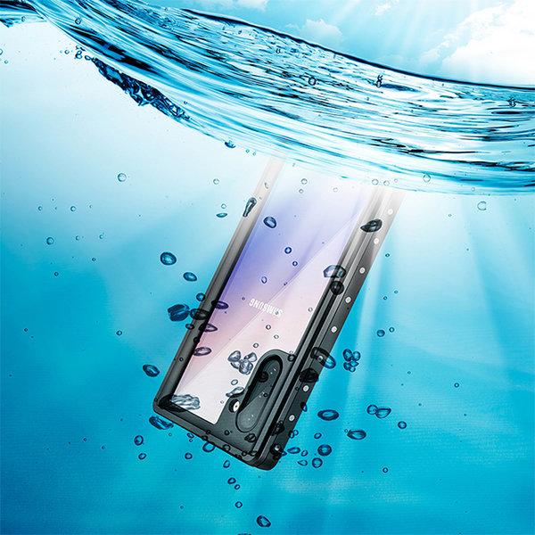 뮤즈캔 갤럭시노트10 IP68 방수 케이스 상품이미지
