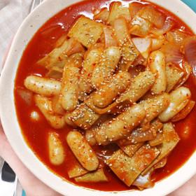 간식 쌀떡 치즈떡 떡볶이떡 500gx2팩 국산쌀 우리네