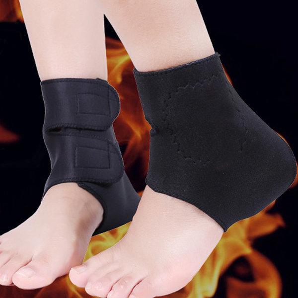 자체발열 발목보호대 찜질아대 1+1 상품이미지