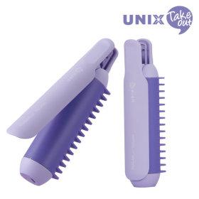 유닉스 테이크아웃 슈가핀 USB헤어롤 PW-A5926(26mm)