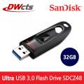 Ultra CZ48 USB 32GB 공식총판 대원CTS/정식수입제품