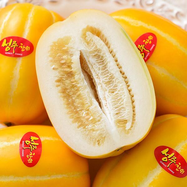 꿀맛남 성주 참외 3kg (로얄과/11-16과) 상품이미지