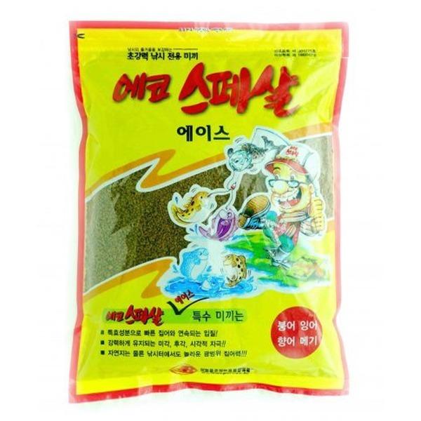 부푸리 에코스페셜 에이스 민물떡밥 붕어낚시 집어제 상품이미지