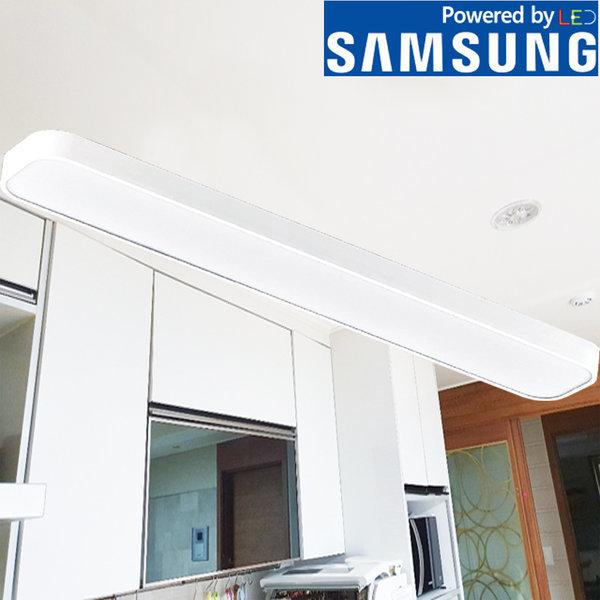 국산 모던 LED주방등 50w 2년무상 A/S 거실등 LED조명 상품이미지