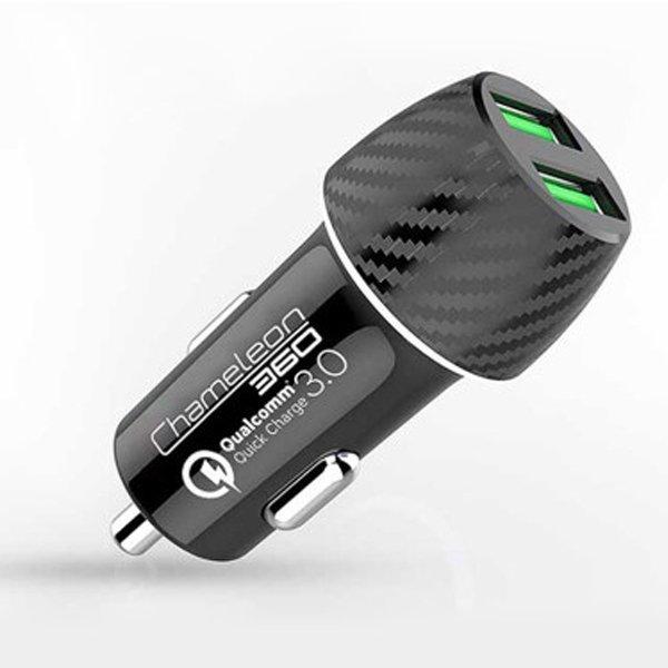 카멜레온360 퀄컴 3.0 차량용 시거잭 충전기 상품이미지
