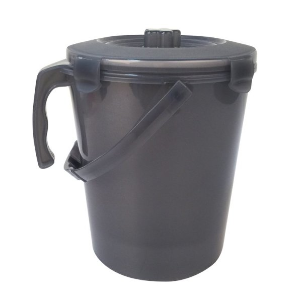 샤바스 밀폐형 음식물 쓰레기통 4.5L 상품이미지