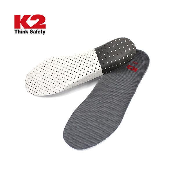 K2 프리미엄인솔 SBA13902 통풍/충격흡수기능/안전 상품이미지