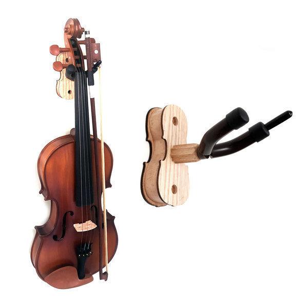 MA-5A 바이올린 벽걸이 거치대 바이올린스탠드 상품이미지