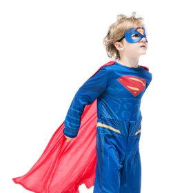슈퍼맨 코스튬 일반형 아동 어린이 할로윈 파티 의상