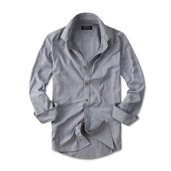 옥스포드 기본 남성 남자 셔츠 남방 와이셔츠 JM074 상품이미지