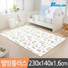 Pororo/Wellbeing/Kid'S Floor Mat/230x140x1.6cm