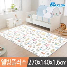 Pororo/Wellbeing/Kid'S Floor Mat/270x140x1.6cm