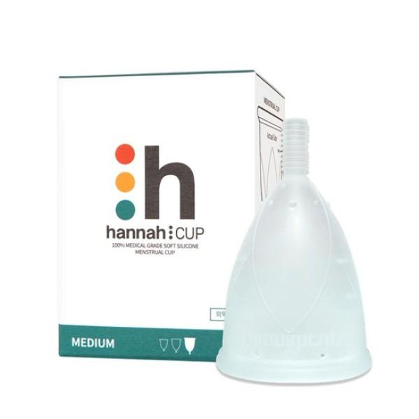 한나컵 M 중형 1개 생리컵 초보자용 상품이미지