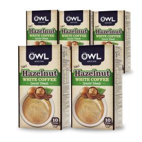 OWL/Owl/Coffee/Mix/Hazelnut/50Tx20g/Free Shipping In Korea