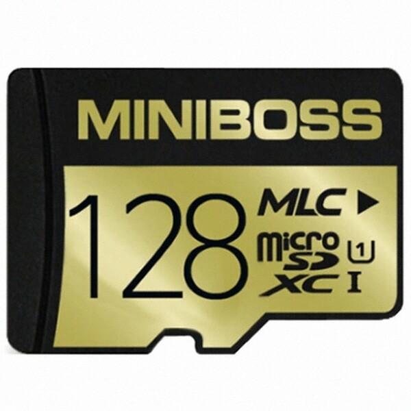 MINIBOSS MICRO SDHC CLASS10 USH-I MLC (128GB) 상품이미지