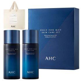AHC 온리포맨 토너로션 2종 옴므세트 /남자화장품세트
