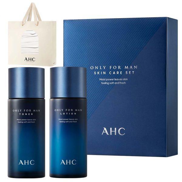 AHC 온리포맨 토너로션 2종 옴므 세트 상품이미지