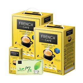 프렌치카페 커피믹스 240T 기획세트  + 디퓨져선물세트