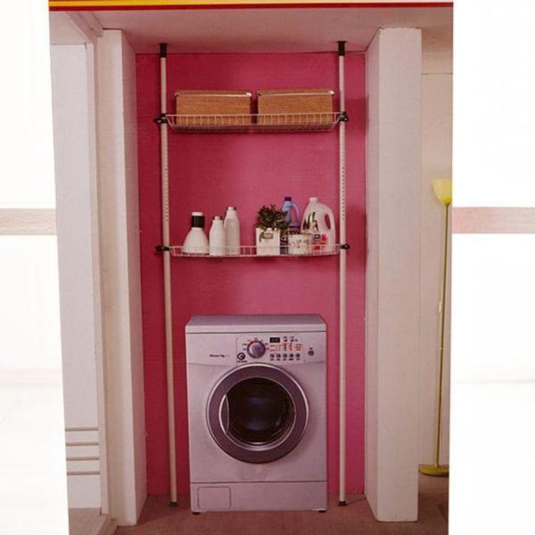 세탁기 선반 세탁기선반 수납선반 다용도선반 상품이미지