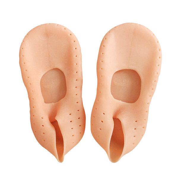 215cm~225cm 발 보습 양말 굳은살 발뒤꿈치 각질제거 상품이미지