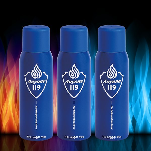 애니원119 소화기 강화액 차량용 가정용 휴대용 간이 상품이미지
