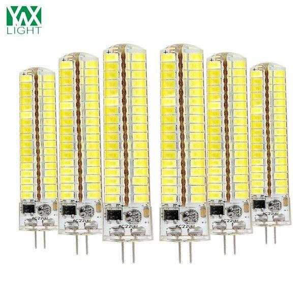 G4 10W 슈퍼 브레이트 LED 라이트 AC 100 130V 6PCS 상품이미지