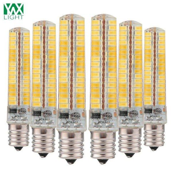 E17 10W 슈퍼 브레이트 LED 라이트 AC 200 240V 6PCS 상품이미지