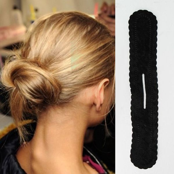 올림 헤어 머리 끈 예쁜끈 똥머리끈 머리끈 헤어액세 상품이미지