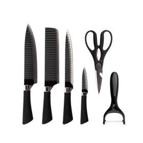 칼세트6종 식도 과도 중식도 가위 감자칼