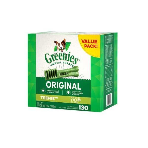 그리니즈 독 티니 덴탈껌 130p/대용량 치석제거 상품이미지
