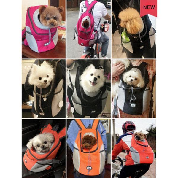 MDEHO 애견가방 통기성 휴대용 강아지 고양이백팩 상품이미지