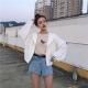 여성 후드집업 바람막이 점퍼 아우터 야상 자켓 DJ39