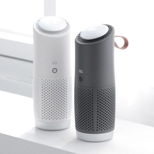 O2보틀 차량용 공기청정기 휴대용/소형/미니 OA-AP011 상품이미지