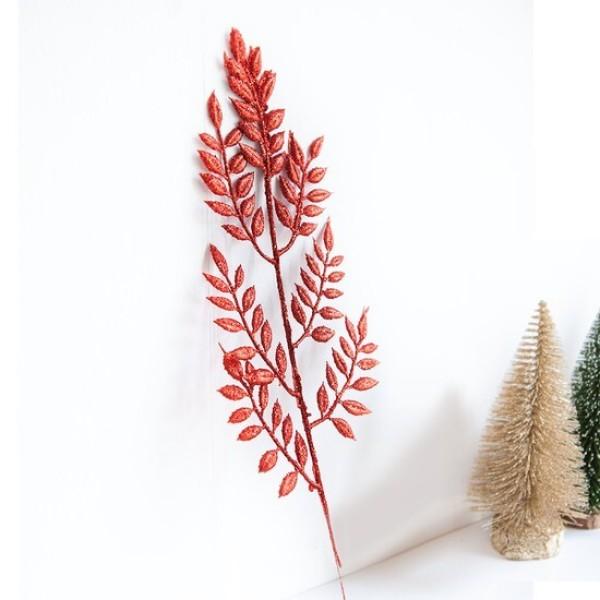 펄가지작은잎 43cm 트리 크리스마스 장식 소품 TROMCG 상품이미지