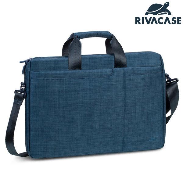 리바케이스 8335/15.6인치 노트북가방/서류가방/블루 상품이미지