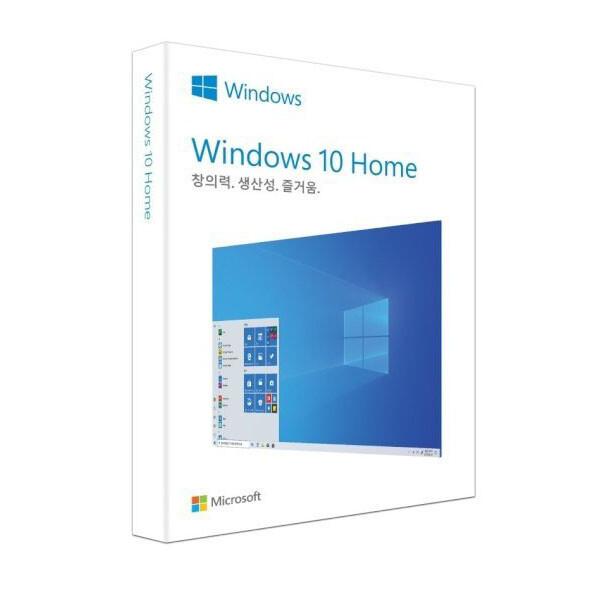 Windows 10 Home (처음사용자용 FPP 한글 USB방식) 상품이미지