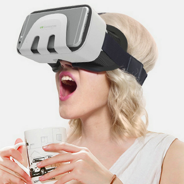 VR 3D가상 현실 안경 헤드셋 360도 패밀리 영화 상품이미지