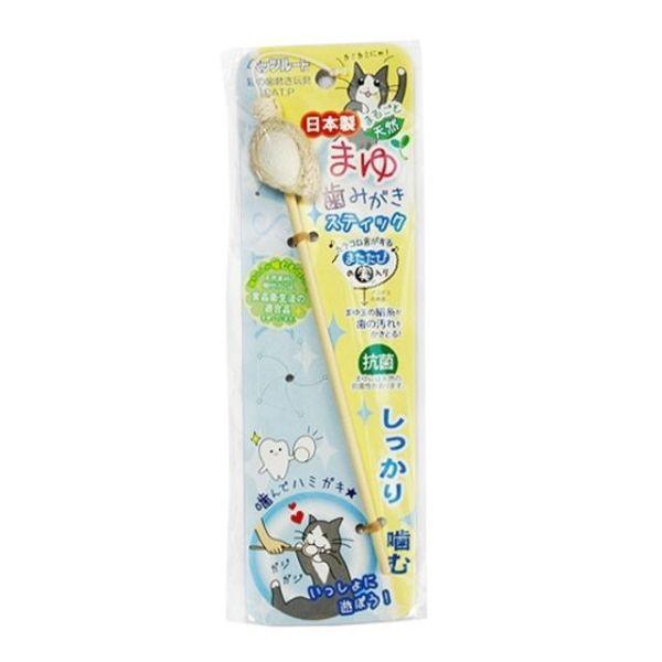 고양이장난감 천연실크 덴탈 스틱 상품이미지