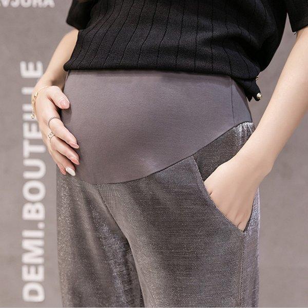 임부복  9부 레깅스 임산부 바지 배기 팬츠 상품이미지