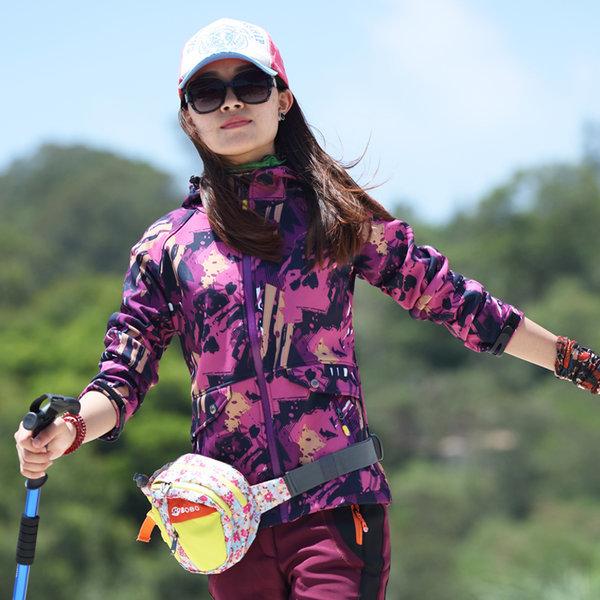 등산복 방수 운동복 바람막이 여성 스타디움 점퍼 상품이미지