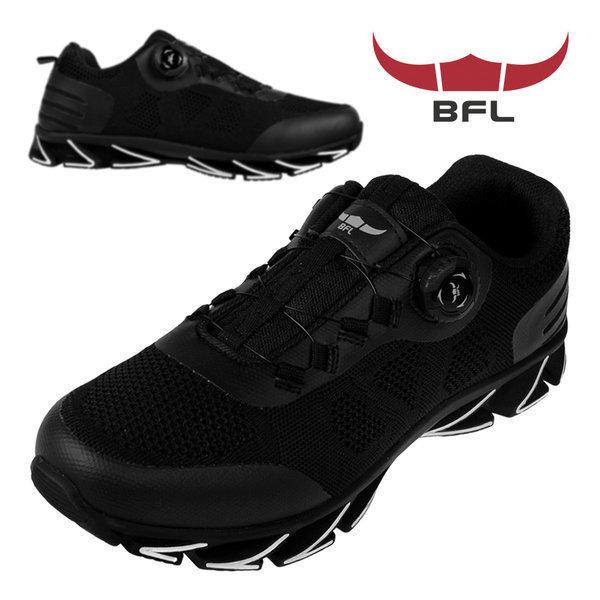 BFL 613 블랙 운동화 와이어 다이얼 10mm 쿠션깔창 상품이미지