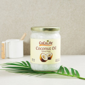 코코라이프 유기농 코코넛오일 500ML
