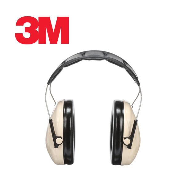 3M H6A/V 헤드밴드형 귀덮개 청력보호구 안전용 상품이미지