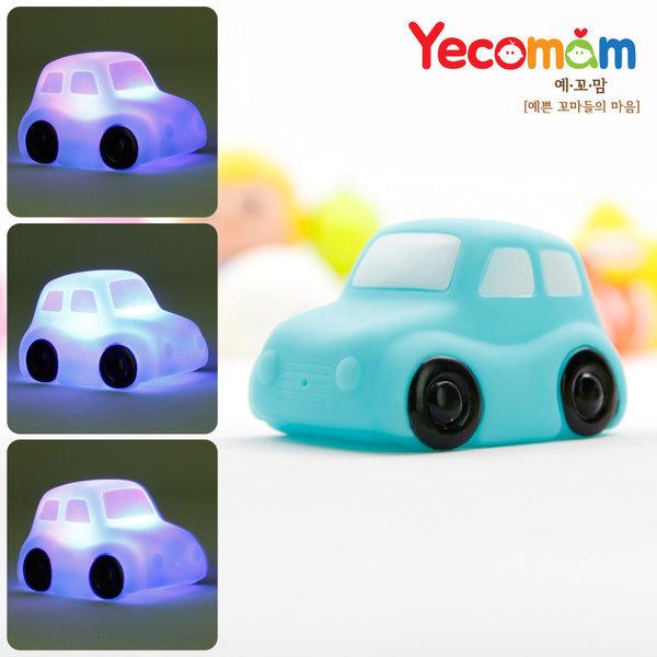 LED 물놀이장난감/유아장난감/휴가철/ 자동차(블루) 상품이미지